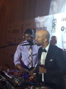 Common and DJ Jermaine