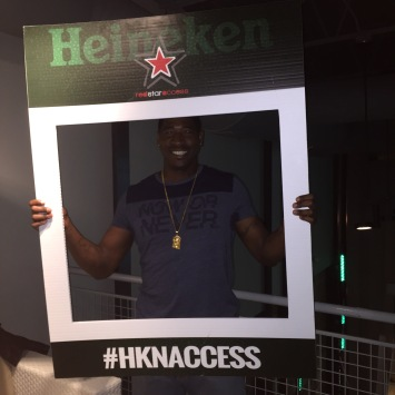 Heineken Red Star Access