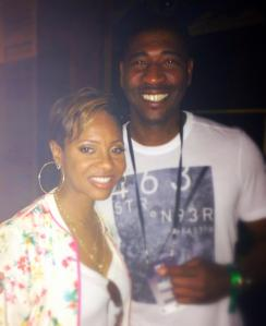 MC Lyte and I